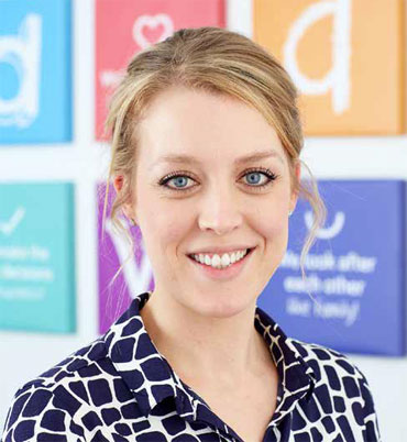 Jessica Halse-Griffiths - MAAT - Client Manager